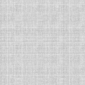 Woven Gray Linen