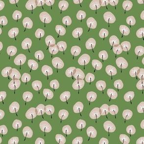Dandelions - green