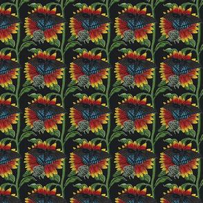 sfsunflowerbutterfly0001234