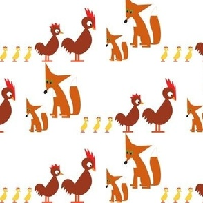Foxes and Chickens