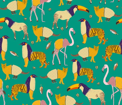Rspoonflower_heads_and_tails150_contest117149preview
