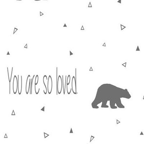 Bear You Are So Loved