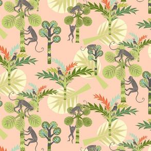 Jungle Call-Pink