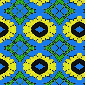 sunflower variation 1