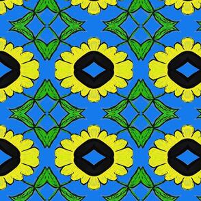 sunflower variation 1