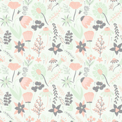 Rrwildflower_pattern_grey_cream_cucumber_peach_shop_thumb
