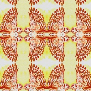 Gold Kestrel Twins