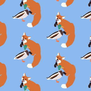 Rrfox_and_duck_pattern_different_blue_shop_thumb