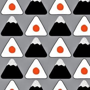 Onigiri Fuji