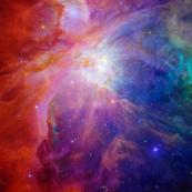 Rainbow Galaxy