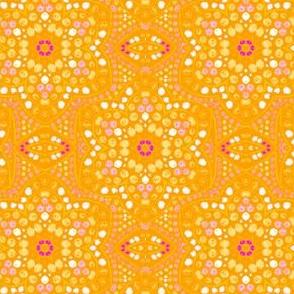 Sunshine Dot Bloom