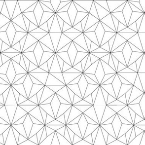 Triangles Clear - Color yourself