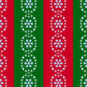 Christmas Stripe Medallion_BAX