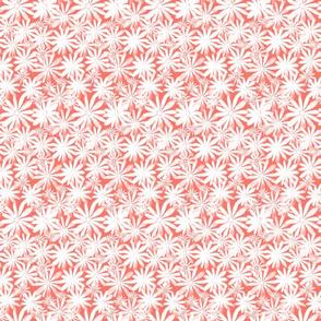 Floral Peach