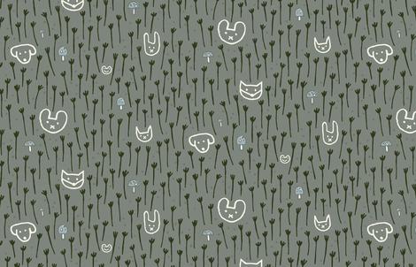 Hide & Seek - Dusk by Friztin