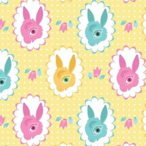 spring bunnies