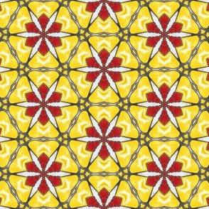 Garden Taxi - Crimson Star