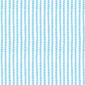 Wobbly blue diamonds