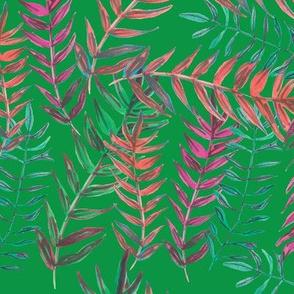 Folhagem Verde