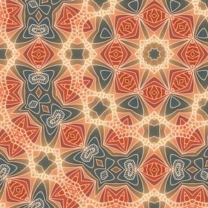 Retro Mandala