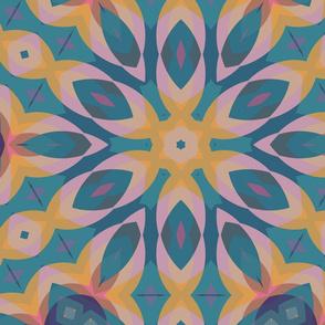 Futuristic Mandala