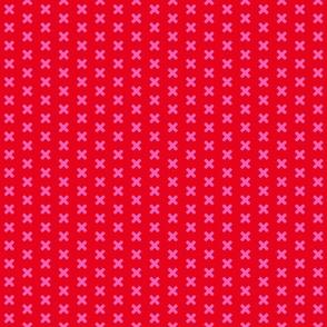 Mini XXX Pink Red