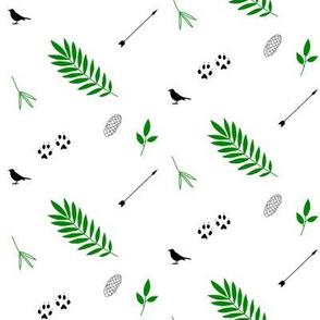 Wilderness Pattern
