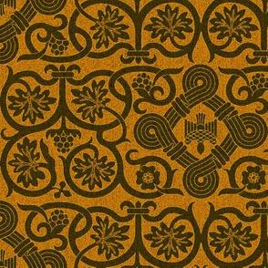 Byzantium Damask 1b