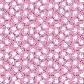 Screws and Ewes- pink small