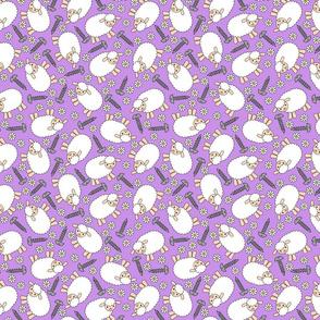 Screws and Ewes- purple medium