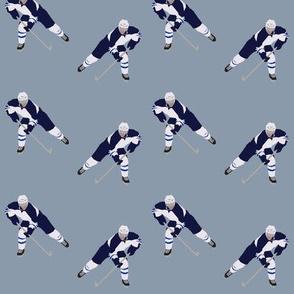 Blue Hockey