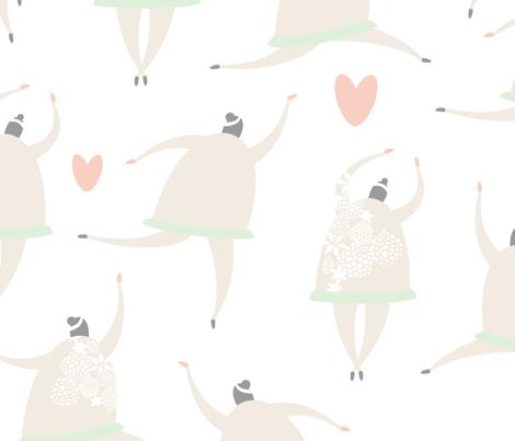 Ballerina (love makes you perfect).