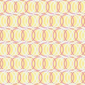 Interlocking Circles Sherbet