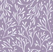 Coral Leaf Dots (Lilac)