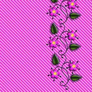 Clematis_Strips_Pink
