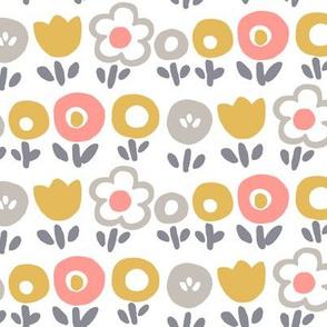 Hello Spring (Gold)