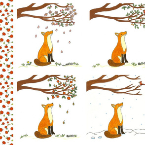 Fox and the Four Seasons