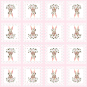 Easter Bunny Mirror