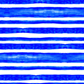 Blue watercolor stripes