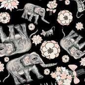 Rrrrrrrelephant_mouse_flowers_black_ok_shop_thumb