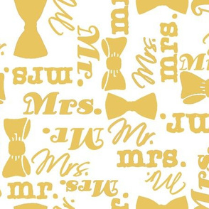 mr and mrs gold by Diane Gilbert