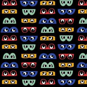 Googly Eyes, Black