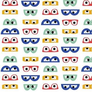 Googly Eyes - White