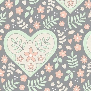Rrhearts_and_flowers_grey_cream_cucumber_and_pink_300_hazel_fisher_creations_shop_thumb