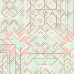 Spring Wedding Palette 2016 Squares