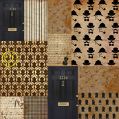 Sherlock Quilt (9x9)
