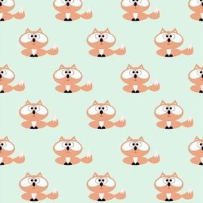 Plumpy Fox - Small Mint