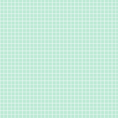 Cucumber Pinstripe Grid