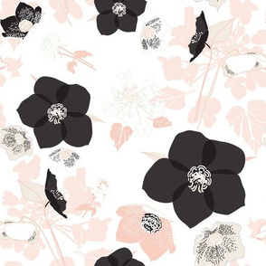 Rrgray_cream_cucumber_peach_floral_peach_wh_black-04_shop_thumb