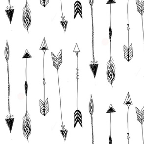 arrows_fabric